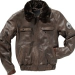 Difi Aviation Classic Motorradjacke