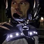 Motorradjacke Lynsted mit LED und Gore-Tex